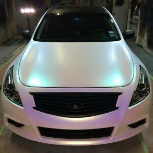 Blue to Green Kameleon Paint Pearls Super Flash 4779BG